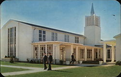 Dover Air Force Base Chapel Postcard