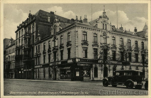 Beermanns Hotel Bremerhaven Germany