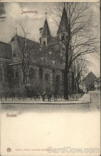 Jacobikirche Goslar Germany