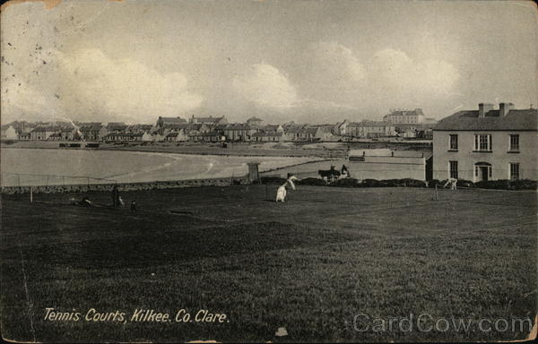 Tennis Courts, Co. Clare Kilkee Ireland
