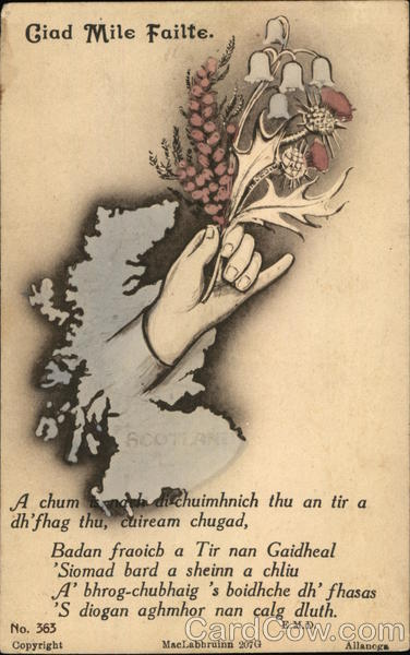 Ciad Mile Failte Scotland