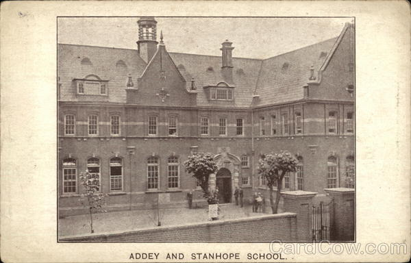 Addey and Stanhope School London England