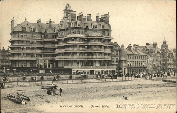 Eastebourne - Queen's Hotel Eastbourne United Kingdom
