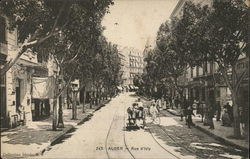 Rue d'Isly