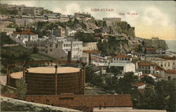 View of Gibraltar