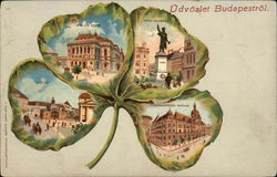 Greetings from Budapest, Shamrock Multi-View