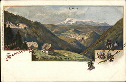 Gruss Von Semmering (Greetings From Semmering) Rex Mountain