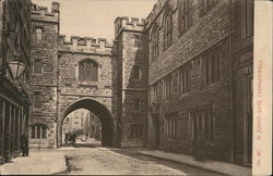 St. Johns Gate, Clerkenwell