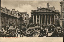 View of Royal Exchange