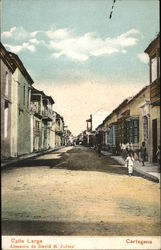 View of Calle Larga