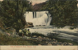 Falls of Quaranilla River