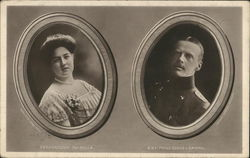 Prince Georg of Bavaria and Archduchess Isabella