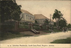 Suburban Residences, South Camp Road