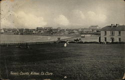 Tennis Courts, Co. Clare