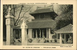 Section de L'Indochine - Pavillon de L'Annan