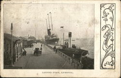 Landing Stage, Liverpool