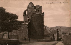 Bishops Tower from East Kirkwall