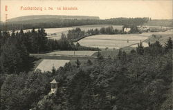 View of Frankenberg Fields