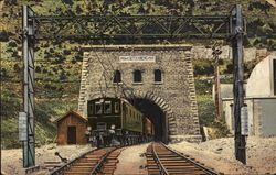 Loetschberg Tunnel - Simplon Tunnel
