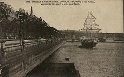 View of Thames Embankment