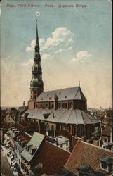 St. Peter's Church Postcard