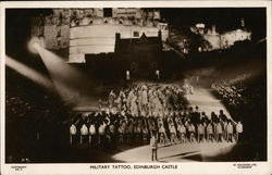 Military Tattoo, Edinburgh Castle