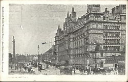 London & North Western Hotel, Lime Street Station