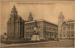 Liver & Cunard Buildings & Dock Offices