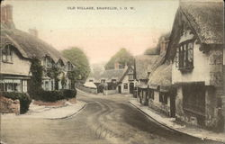 View of Old Village, Shanklin