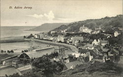 View of St. Aubins