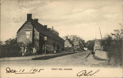 View of King's End Postcard