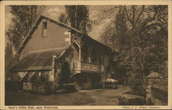 Guy's Cliffe Mill Postcard