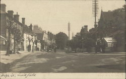 High St. Luidfield