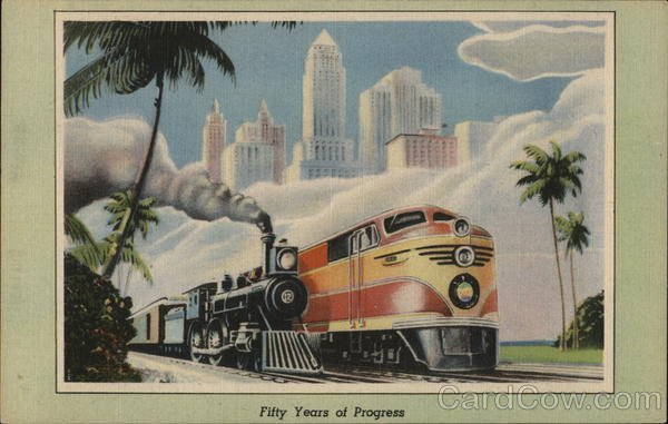 Fifty Years of Progress Miami Florida