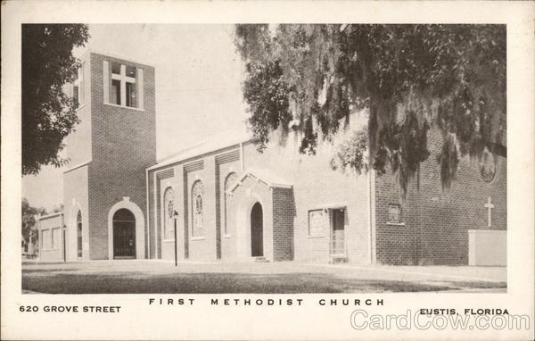 First Methodist Church Eustis Florida