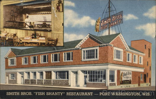 Smith Bros Fish Shanty Restaurant