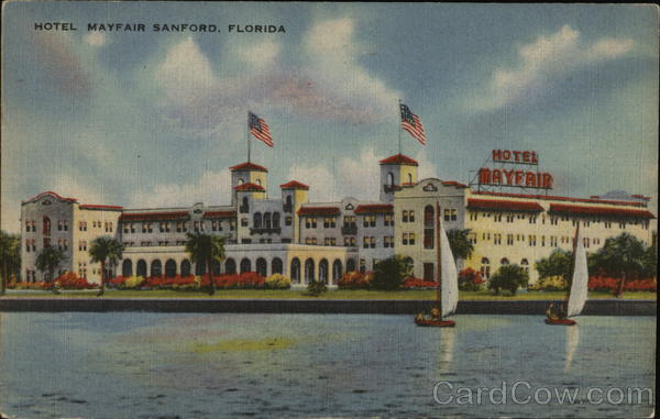 Hotel Mayfair Sanford Florida