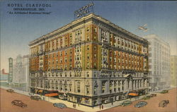 "Hotel Claypool ""An Affiliated National Hotel"""