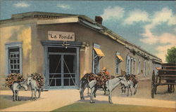 No. 134 Ancient La Fonda