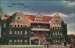View of State College Postcard