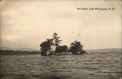 Pot Island, Lake Winnisquam