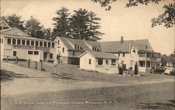 C. & R. Service Center and Winnisquam Gardens