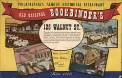 Old Original Bookbinders Restaurant