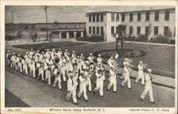 Military Band Marching