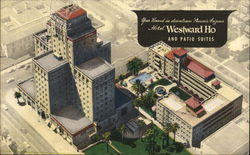 Hotel Westward Ho and Patio Suites
