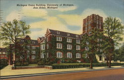 Michigan Union Building, University of Michigan