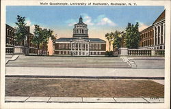 Main Quadrangle, University of Rochester