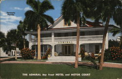 The Admiral Bay Front Hotel and Motor Court