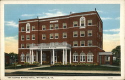 The George Wythe Hotel