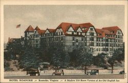 View of Hotel Roanoke